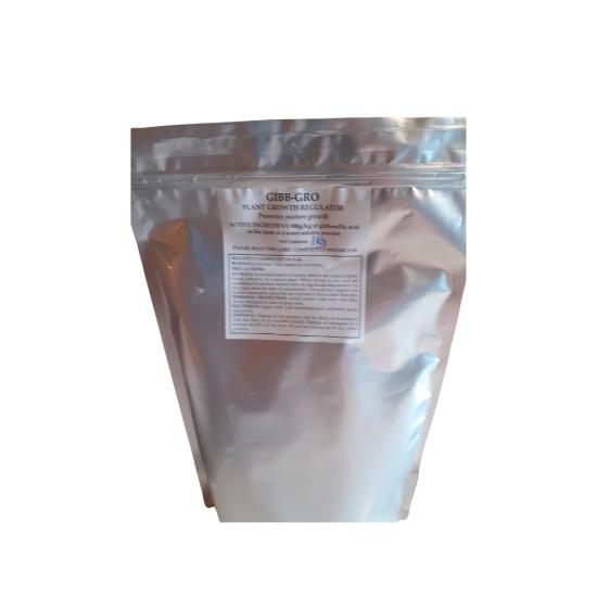 GIBB-GRO Gibberellic Acid Growth Promoter - 111 hectare (1kg pack)